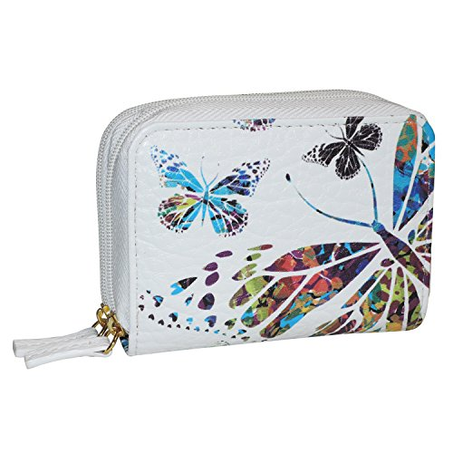 buxton-womens-rfid-accordion-double-zippered-wizard-credit-card-id-holder-travel-wallet-butterfly-pr