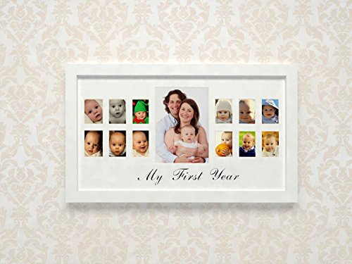 Mommy Daddy Me Frame, White — Solid Wooden Wall Hanging Picture ...