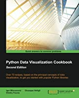 Python Data Visualization Cookbook, 2nd Edition Front Cover