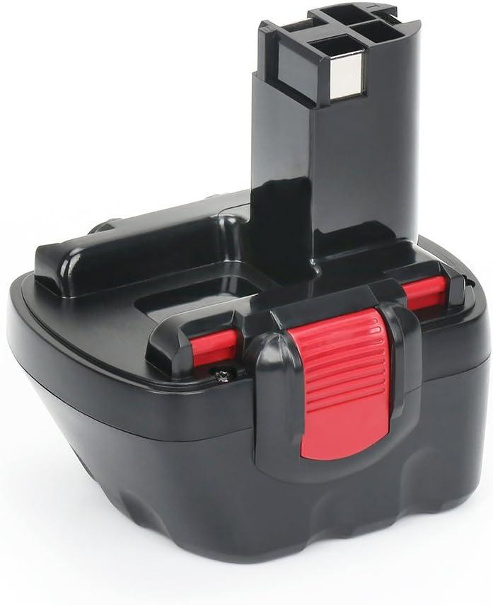 REEXBON Bater/ía de Repuesto 24V 3000mAh NiMH Bater/ía para osch 2607335280 2607335445 2607335446 2607335509 BAT030 BAT031 BAT240 GSR24 VE2 PSB24 VE2 GSR 24 VE2 PSB 24 VE2 GBH