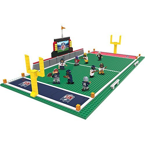 OYO Sports NFL Full Field Building Block Set — 371 Pieces from Oyo Sportstoys