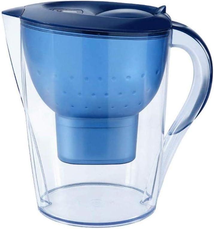 KJRJH 3,5 litros del filtro de agua de la jarra W/Purificación de mayor duración del filtro de agua avanzado - 4 ...