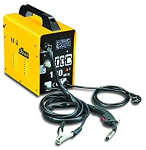 SUNGOLDPOWER MIG 150A Welder Flux Core Wire Automatic Feed Welding AC Welder Gasless Machine Free Mask NO Gas from SUN GOLG POWER
