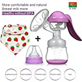 Q-JING Manual Breast Pump