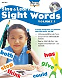 Sing and Learn Sight Words, vol. 2 (Book with Audio CD)