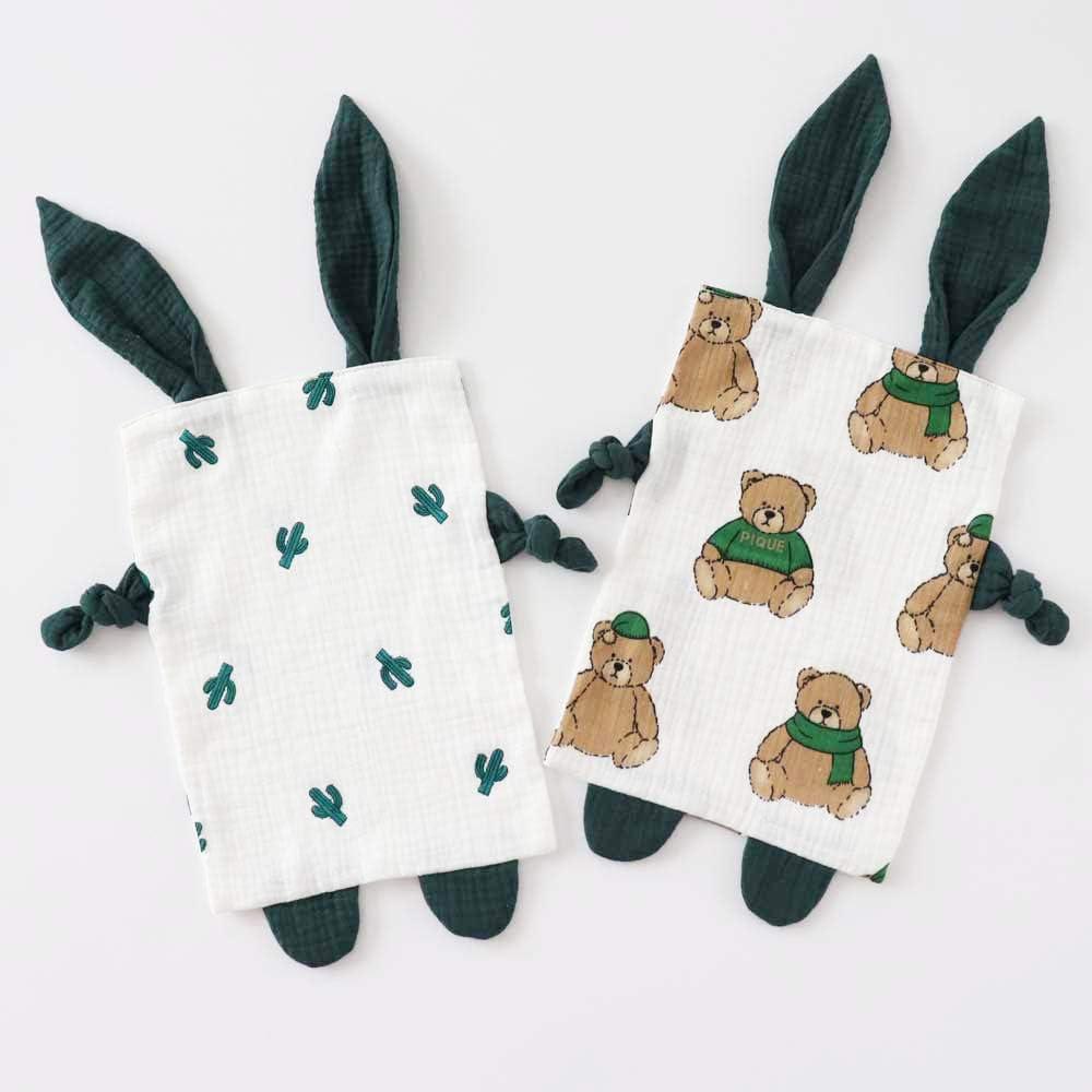 Baby Toddler Girl Boy Plush Fleece Blanket Comforter Comfort Gift Hand Towel