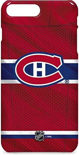 B01N6EJJWH Skinit Lite Phone Case for iPhone 7 Plus - Officially Licensed NHL Montreal Canadiens Home Jersey Design 51RBpequMPL