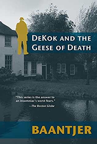 book cover of Dekok and the Geese of Death