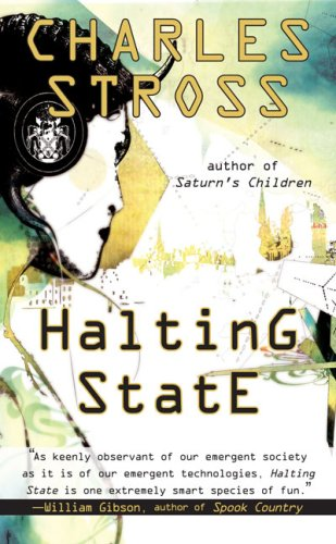 Halting State (Ace Science Fiction)