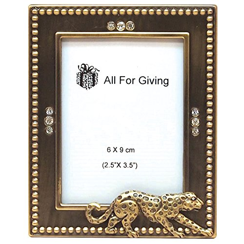 cheetah picture frame - 2