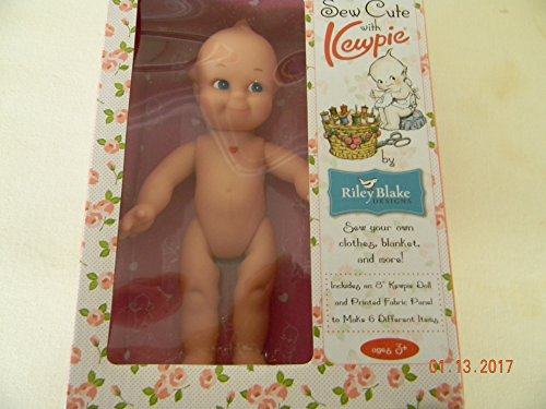 Sew Cute Kewpie by Riley Blake