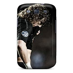 New Premium SpencerTompkins-11 Barcelona Carles Puyol Skin Case Cover Excellent Fitted For Galaxy S3