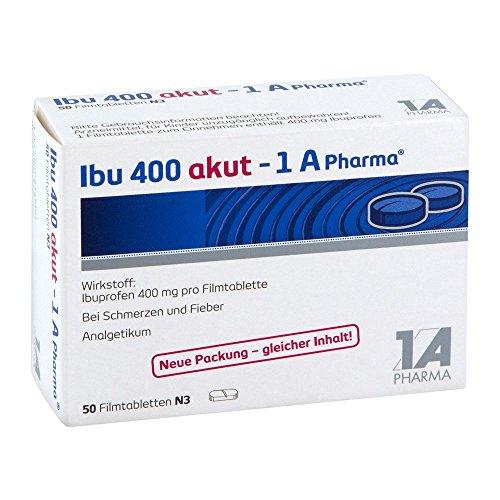 Ibu 400 akut - 1A Pharma, 50 St