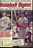 Baseball Digest Volume 52, Number 12 December 1993