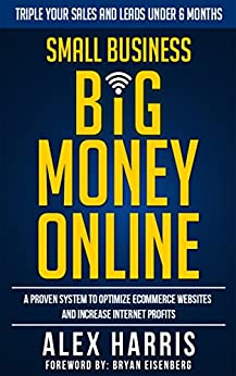Small Business Big Money Online: A Proven System to Optimize eCommerce Websites and Increase Internet Profits by [Harris, Alex]