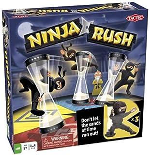 Amazon.com: SUNLITE Flying Ninja Kids Table top Board Game ...