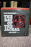 Fred Zinnemann's Film of the Day of the Jackal - Laserdisc