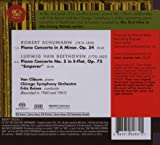 Schumann: Piano Concerto in A Minor / Beethoven: Emperor Concerto ~ Cliburn