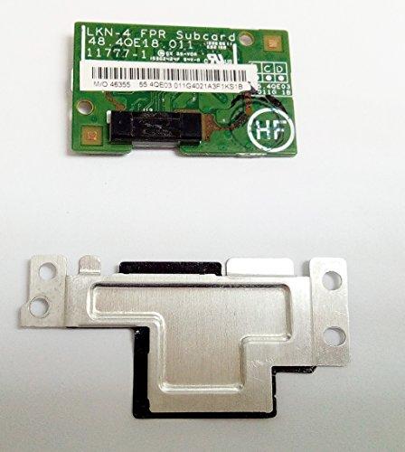 Scanner Board - FingerPrint Reader for IBM Lenovo ThinkPad T530 W530 fingerprint reader Scanner board Compatible 04W3899