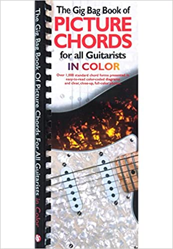 Amazon.com: Amsco The Gig Bag Book of Picture Chords for all ...