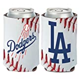 LOS ANGELES DODGERS BALL DESIGN CAN COOLER