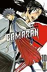 Gamaran, tome 10 par Nakamaru