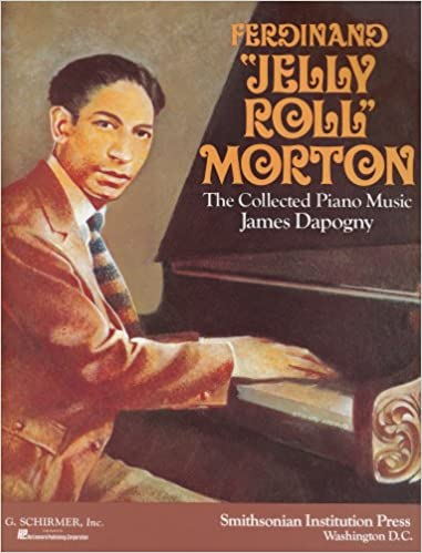Image result for ferdinand jelly roll morton smithsonian
