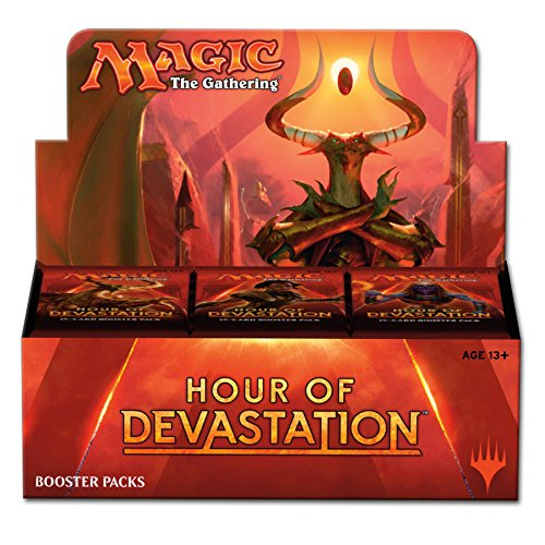 Price comparison product image Magic the Gathering Hour Of Devastation Sealed MTG Booster Box