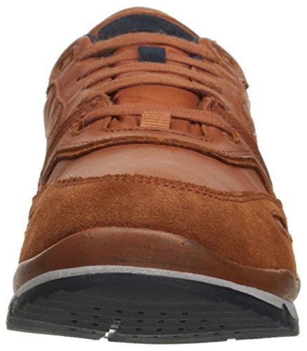 Geox U44S7A 022FU Sneakers Uomo Arancione