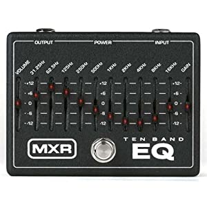 MXR M-108 10 Band Graphic EQ