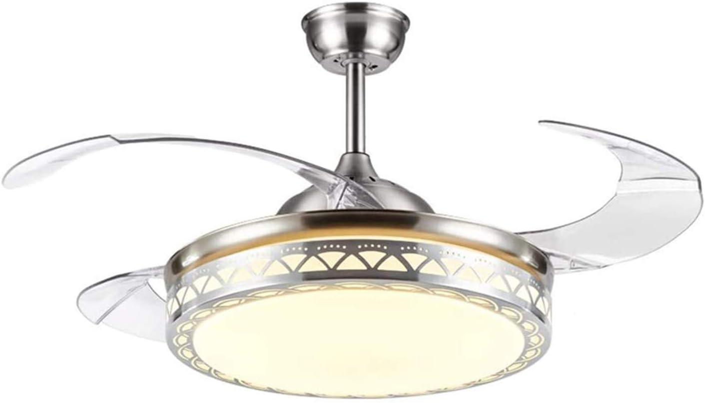 42Inch Modern LED Ceiling Fans Light