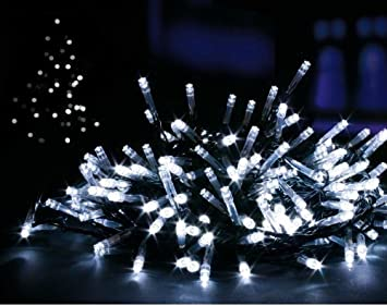 pines and needles premier christmas lights led supabrights indoor or outdoor 200 leds