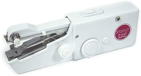 Starlyf Fast Sew Máquina de coser, inalámbrica, cómodo y portátil ...