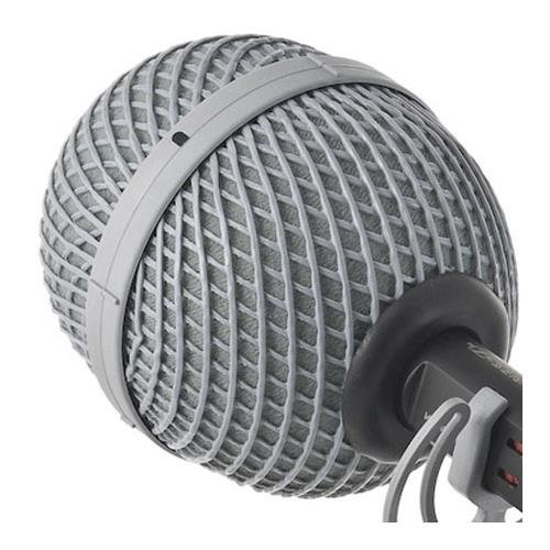 Rycote 011002 22mm Baby Ball Gag Windshield for Microphones