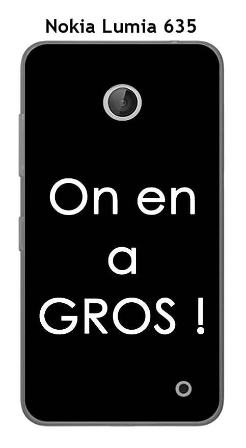 Onozo Carcasa Nokia Lumia 635 Design citación on en a gros ...
