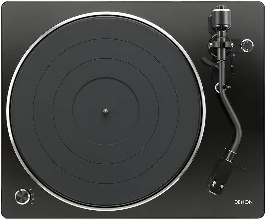 Denon DP-450USB Semi-Automatic Analog Turntable