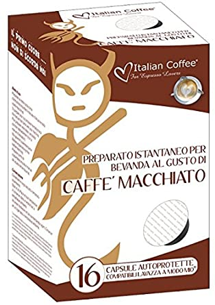 Italian Coffee Cafe Macchiato Alternative Lavazza A Modo Mio