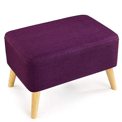 Fantastic Amazon Com Iaizi Shoes Stool Small Sofa Solid Wood Dwarf Andrewgaddart Wooden Chair Designs For Living Room Andrewgaddartcom