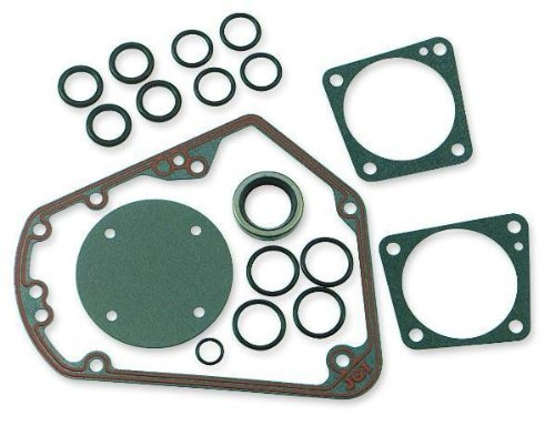 James Gasket Cam Change Gasket/Seal Kit with Metal Cam Cover Gasket (Cam Change Gasket)