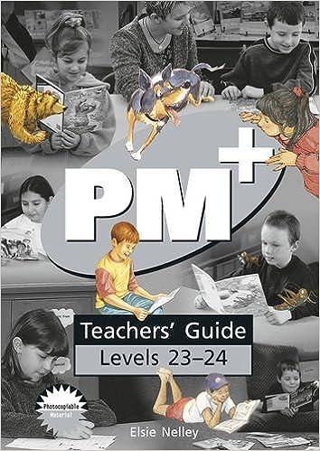 PM Plus Silver Level 23-24 Teachers' Guide