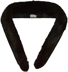 S Max Mara Womens Chenzia Mink Fur Hood Trim ·