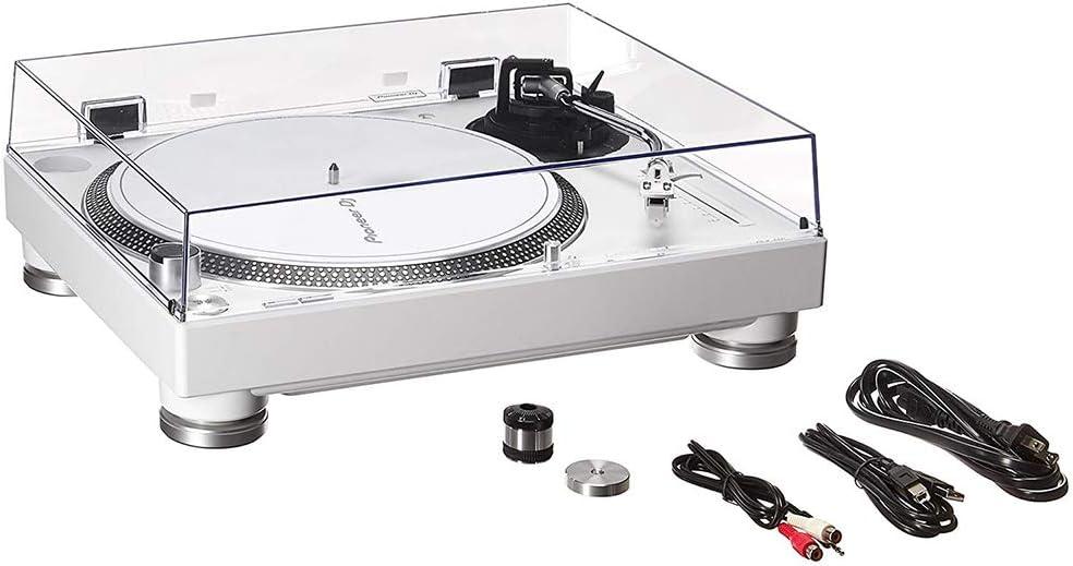 Pioneer PLX-500-W, White (PLX500W)