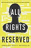 All Rights Reserved: A New YA Science Fiction Book (Word$ 1)
