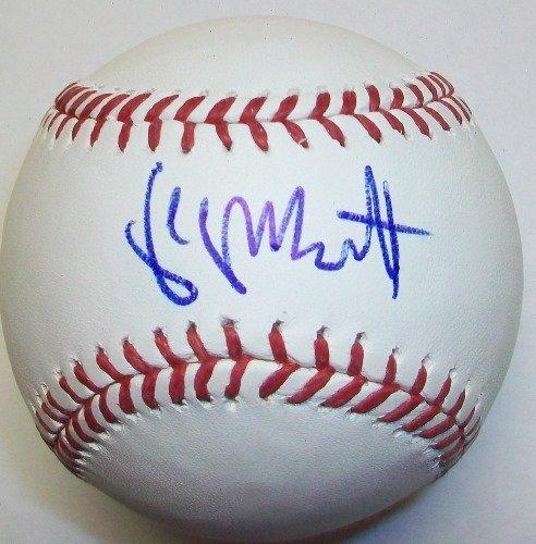 George Brett Autographed Baseball (George Brett Autographed Baseball)