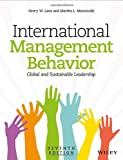 International Management Behavior, Henry W. Lane and Martha Maznevski, 1118527372