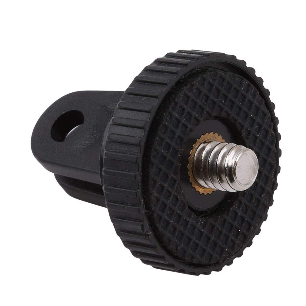 Iumer Tripod Screw Mount Adapter Replacement Universal Conversion Camera Mount Compatible with GoPro Mounts