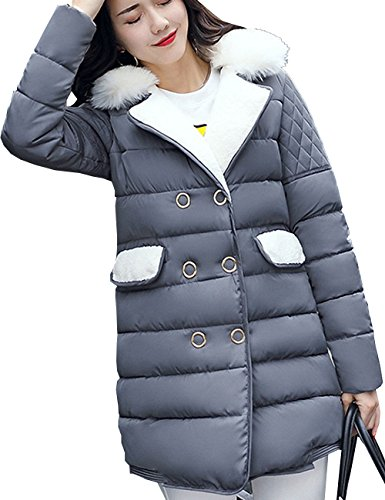 Reversible Diamond Quilted Jacket - 5