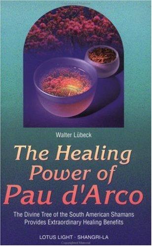 American 60 Capsules - Healing Power of Pau D'Arco (Shangri-La)