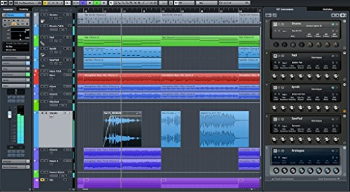 (Steinberg Cubase Artist 8.5 Recording Software (with free upgrade from 7.5))