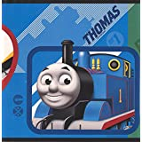Thomas and Friends Trains Wallpaper Border for Kids Playroom Bedroom, Roll 15' x 9.25''